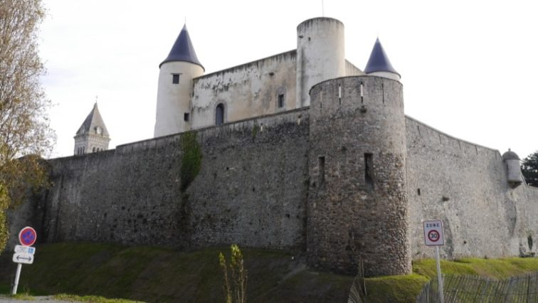 château de l'île de Noirmoutier