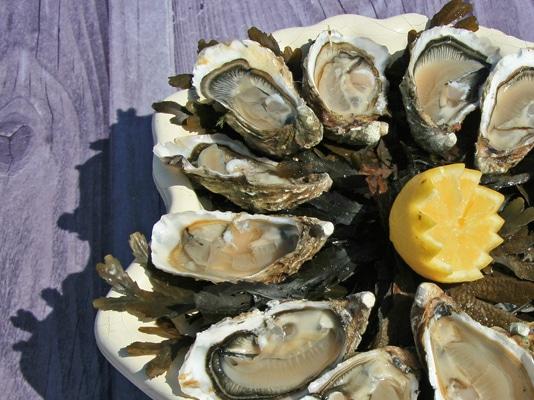 Huîtres de Noirmoutier