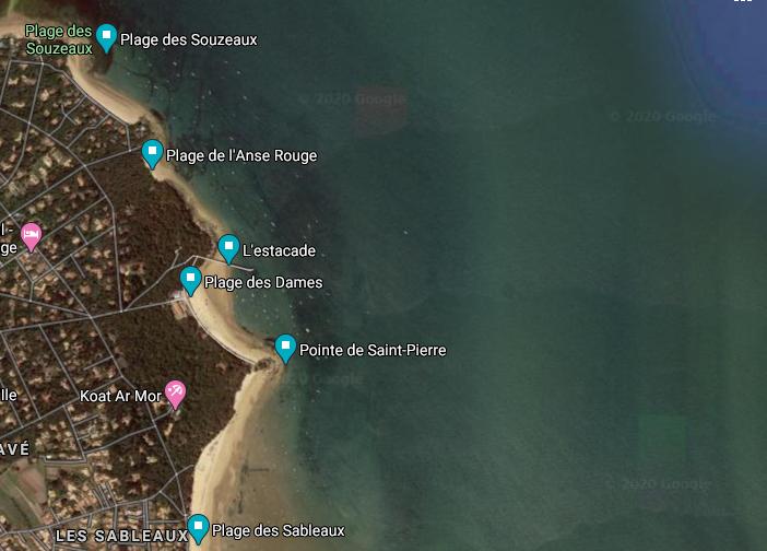 spot paddle noirmoutier