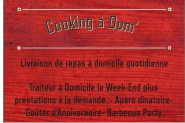 cooking a dom
