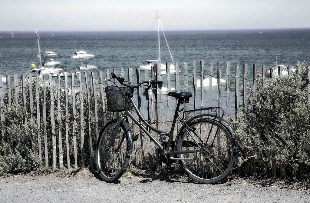 vélo à noirmoutier