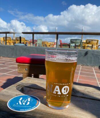 bar en terrasse à Noirmoutier Labaya