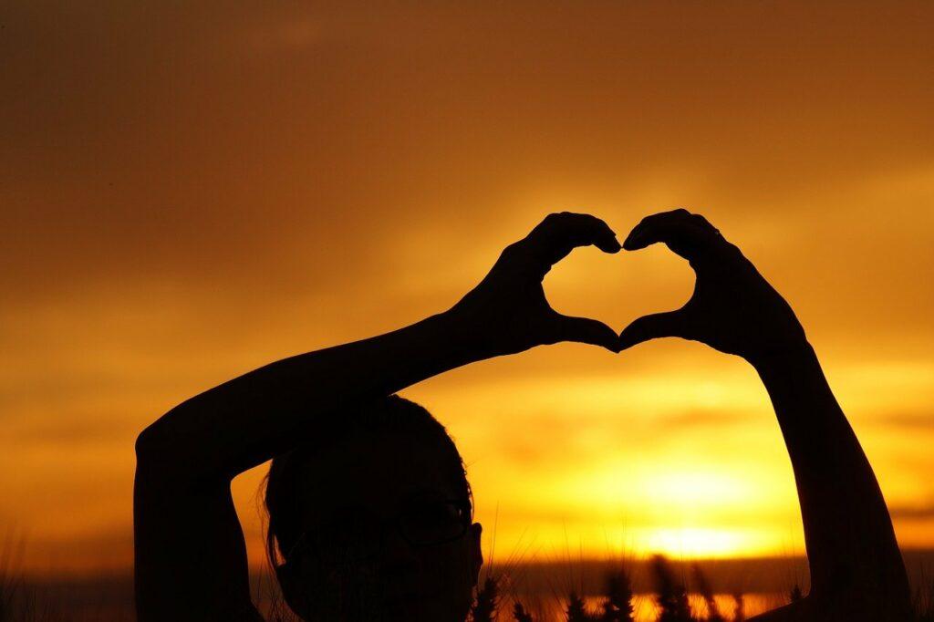 cœur amour famille
