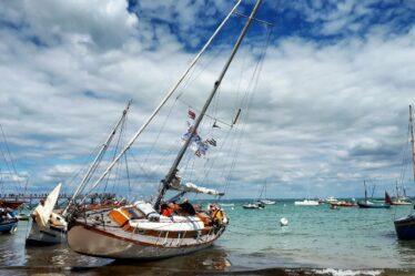 bateau régate noirmoutier
